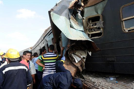 حادث قطار اسكندرية (13)
