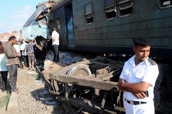 حادث قطار اسكندرية (16)