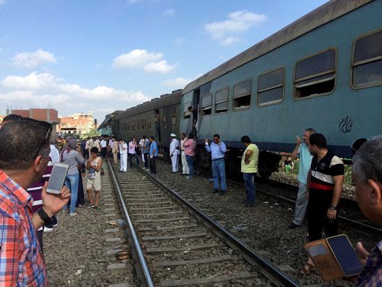 حادث قطار اسكندرية (1)