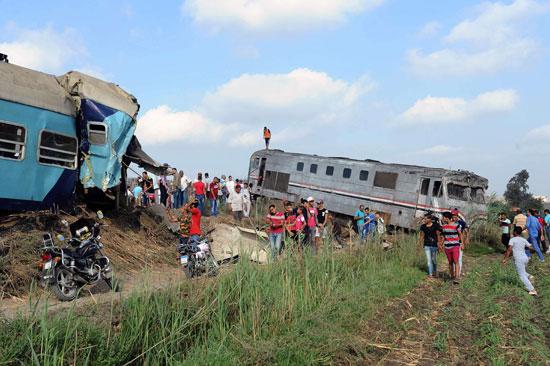 حادث قطار اسكندرية (8)