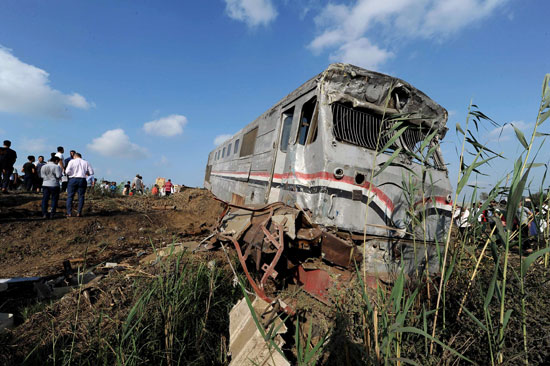 حادث قطار اسكندرية (10)