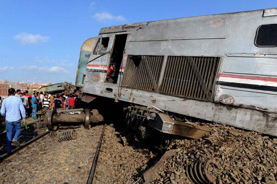 حادث قطار اسكندرية (12)