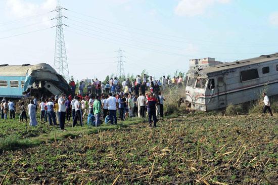 حادث قطار اسكندرية (11)