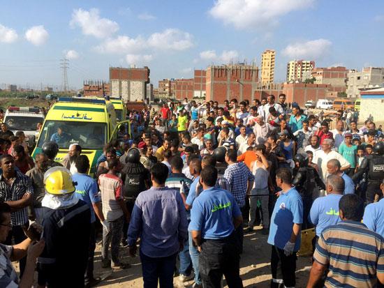 حادث قطار اسكندرية (3)