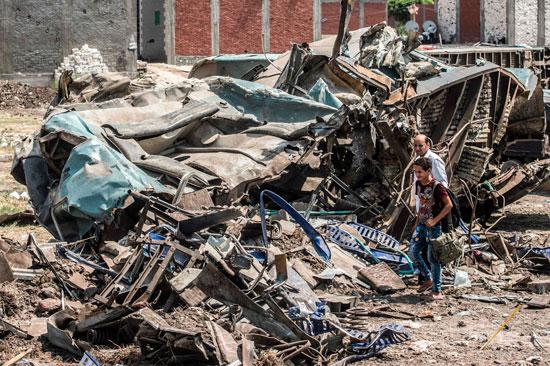 حادث قطار الاسكندرية (10)