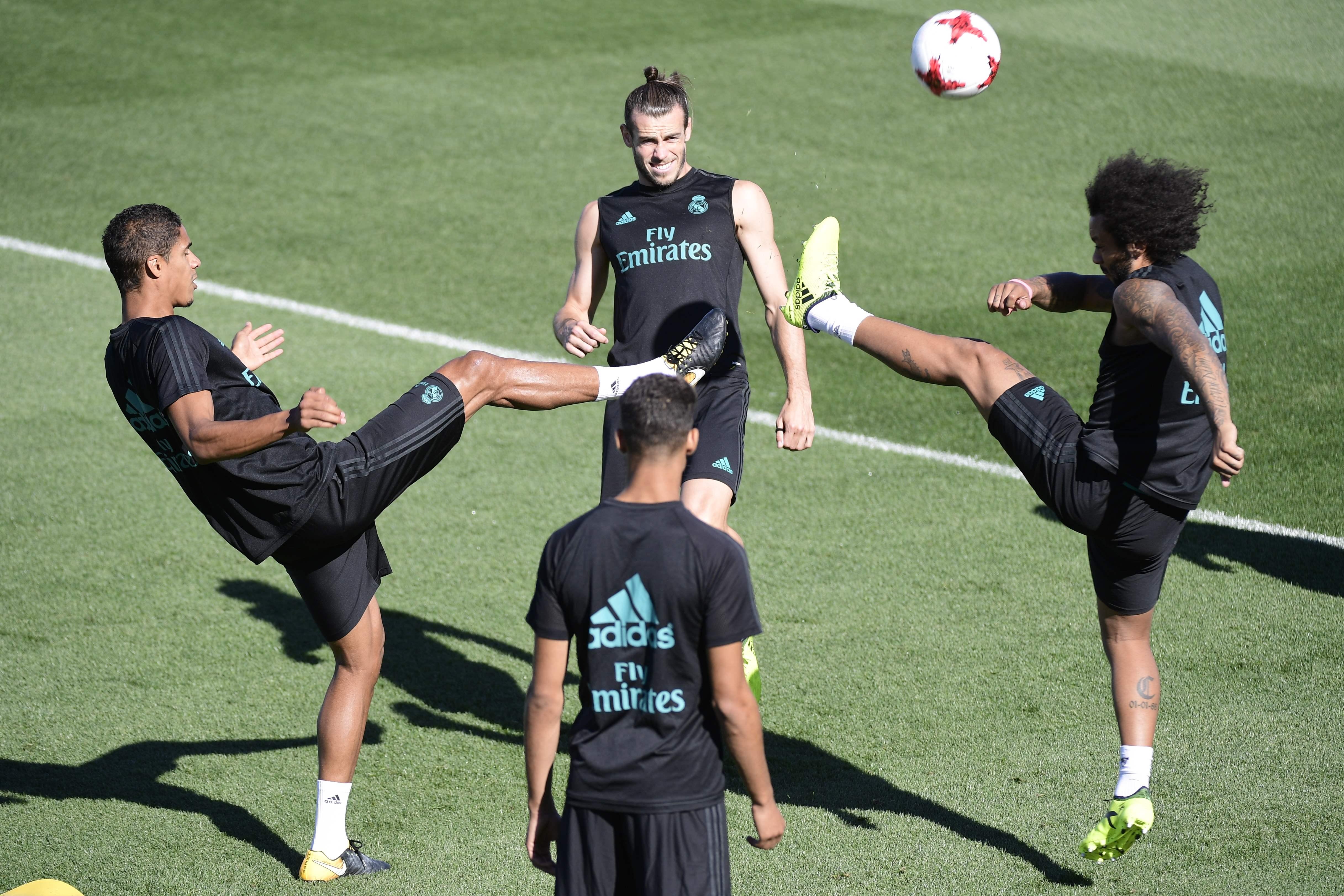 جانب من تدريبات ريال مدريد 7