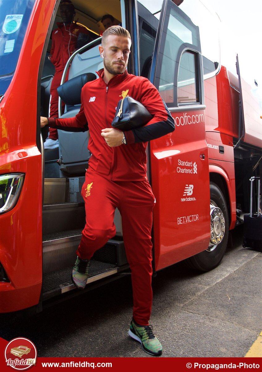 هندرسون قائد ليفربول