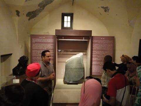 بدء التحضيرات للاحتفال بمرور 58 عام على متحف رشيد القومى (4)