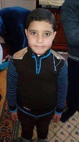 الطفل  المفقود عمر صبري
