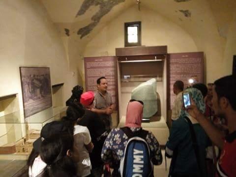 بدء التحضيرات للاحتفال بمرور 58 عام على متحف رشيد القومى (3)