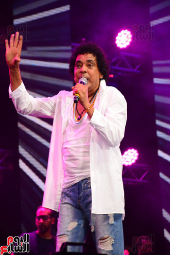 حفل محمد منير (38)