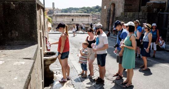 4-سياح