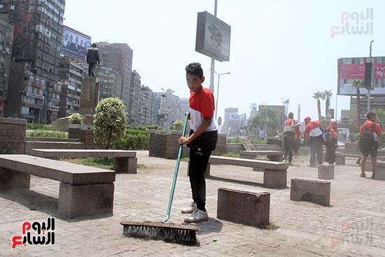 حملة تنظيف الشوارع (21)
