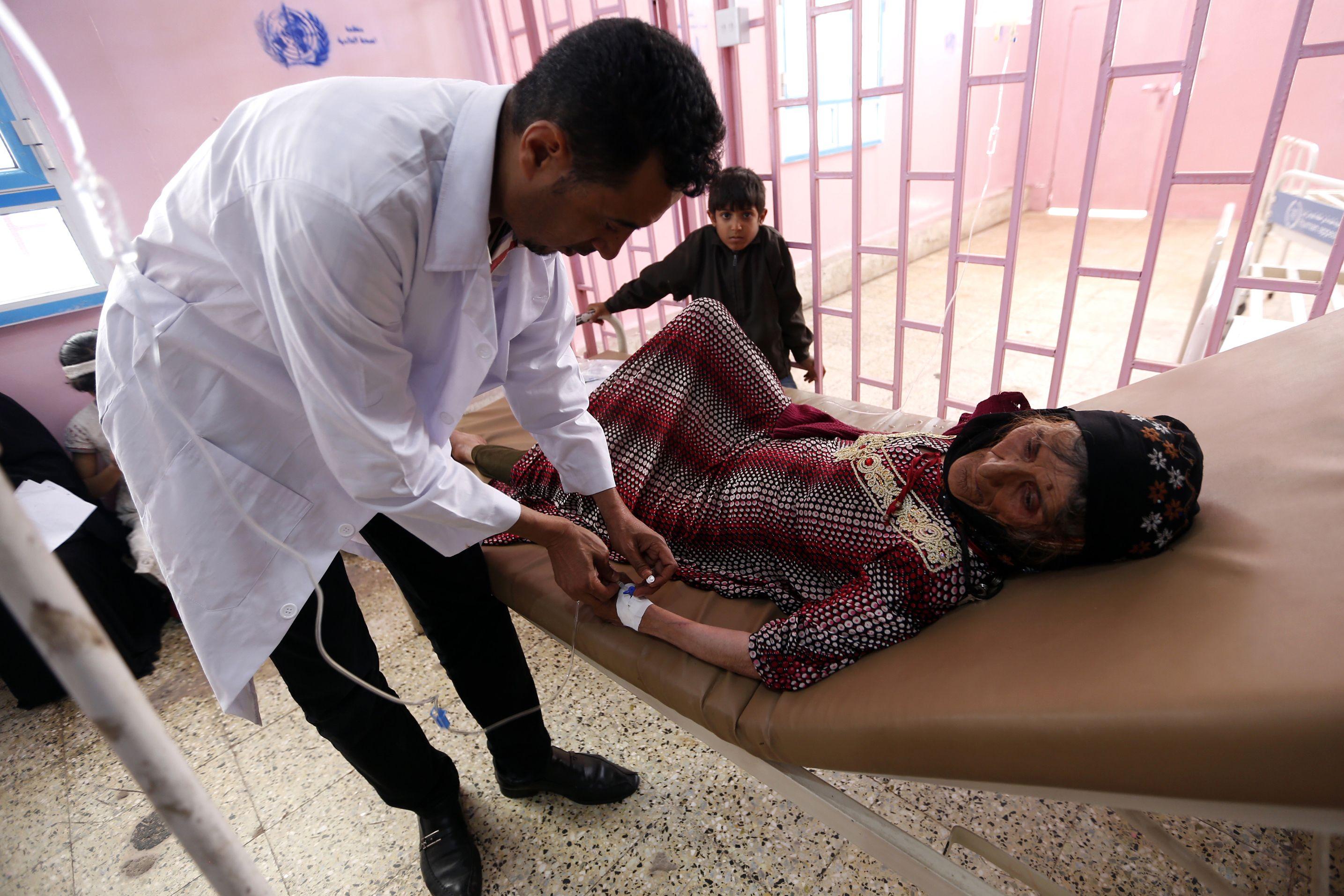 علاج الكوليرا