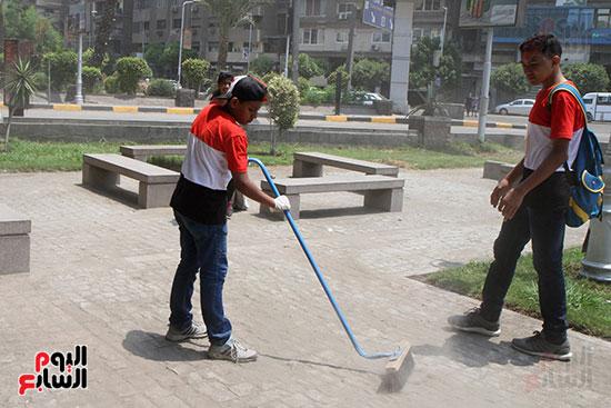 حملة تنظيف الشوارع (20)