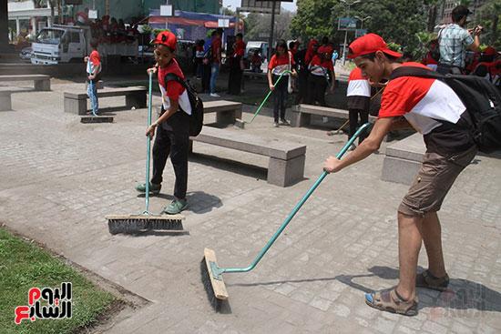 حملة تنظيف الشوارع (15)