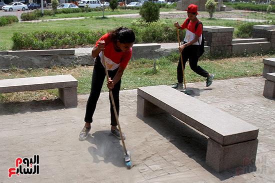 حملة تنظيف الشوارع (22)