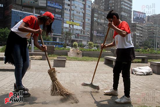 حملة تنظيف الشوارع (17)