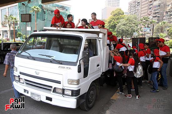 حملة تنظيف الشوارع (13)