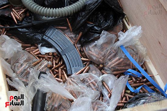 اسلحة الاخوان فى فض اعتصام رابعه (15)