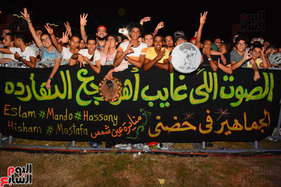 حفل محمد منير (4)