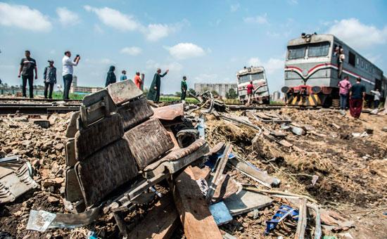 حادث قطار الاسكندرية (8)