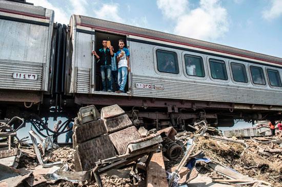 حادث قطار الاسكندرية (5)