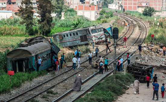 حادث قطار الاسكندرية (1)