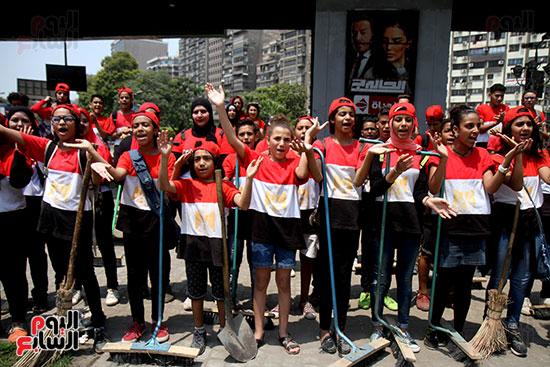 حملة تنظيف الشوارع (7)