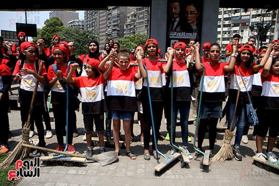 حملة تنظيف الشوارع (8)