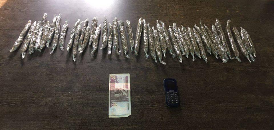 ضبط مروجى مخدرات فى حملة امنية مكبرة بدمياط (5)