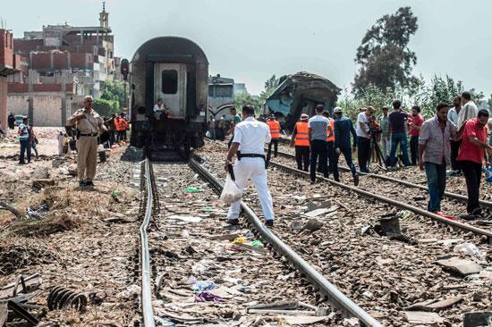حادث قطار الاسكندرية (4)