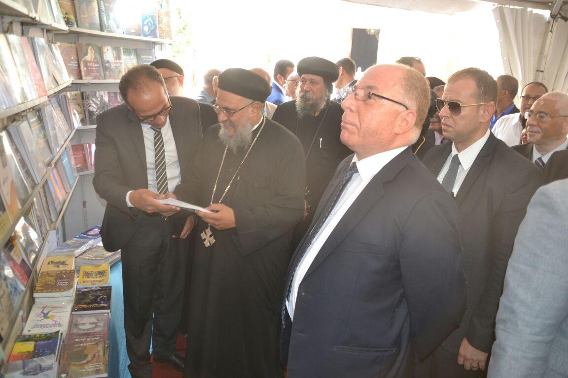 معرض كتاب الكنيسة المرقسية (5)