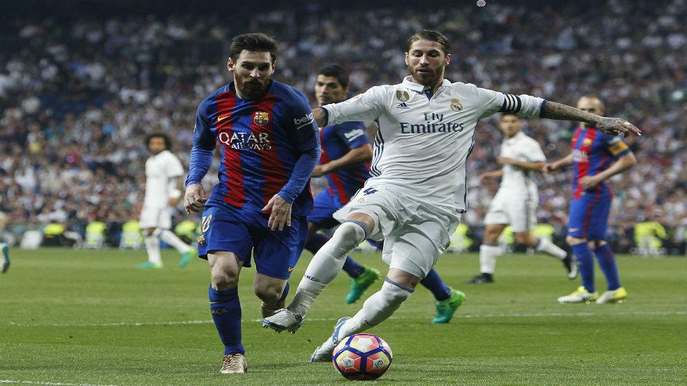 مباراة كلاسيكو ريال مدريد وبرشلونة
