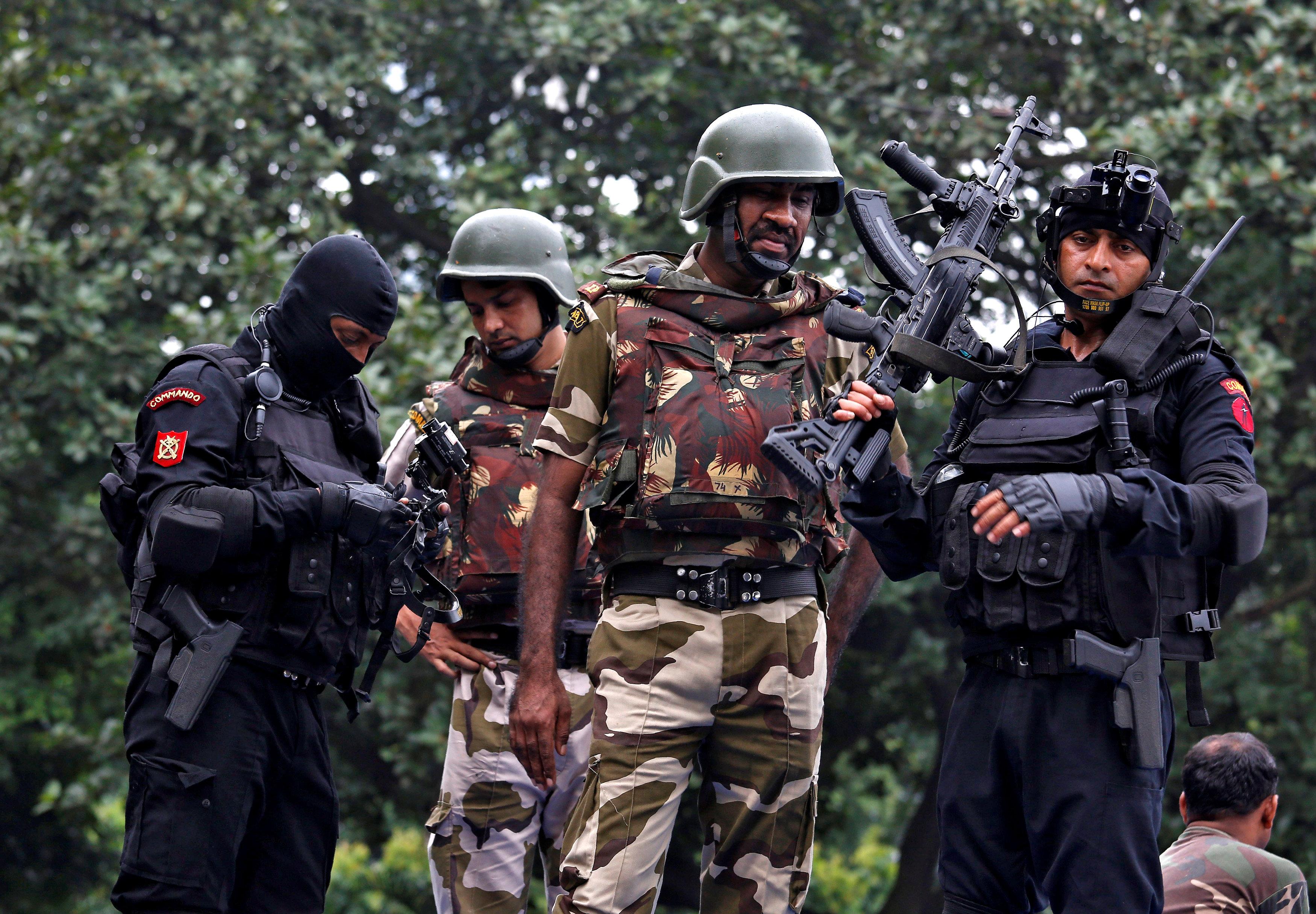القوات الخاصة الهندية