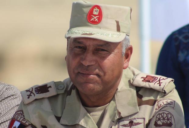 اللواء كامل الوزير