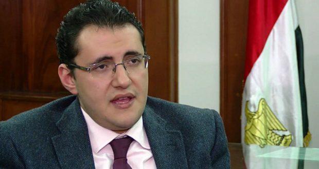 الدكتور خالد مجاهد، المتحدث الرسمى باسم وزارة الصحة