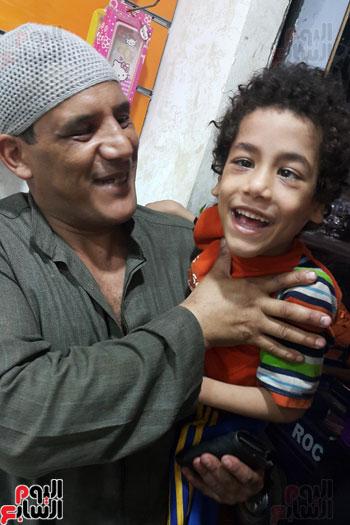 الطفل بدر مرسى إسماعيل الكومى (2)