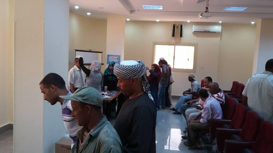 مبادرة لا لفيروس سي بمدينة الطود (3)