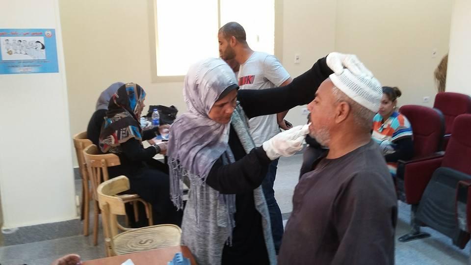 مبادرة لا لفيروس سي بمدينة الطود (5)