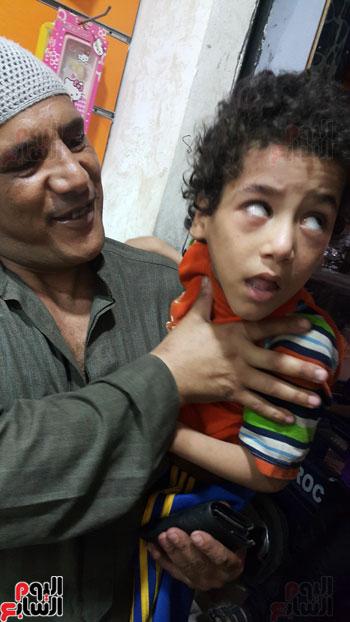 الطفل بدر مرسى إسماعيل الكومى (1)