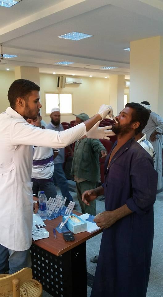 مبادرة لا لفيروس سي بمدينة الطود (2)