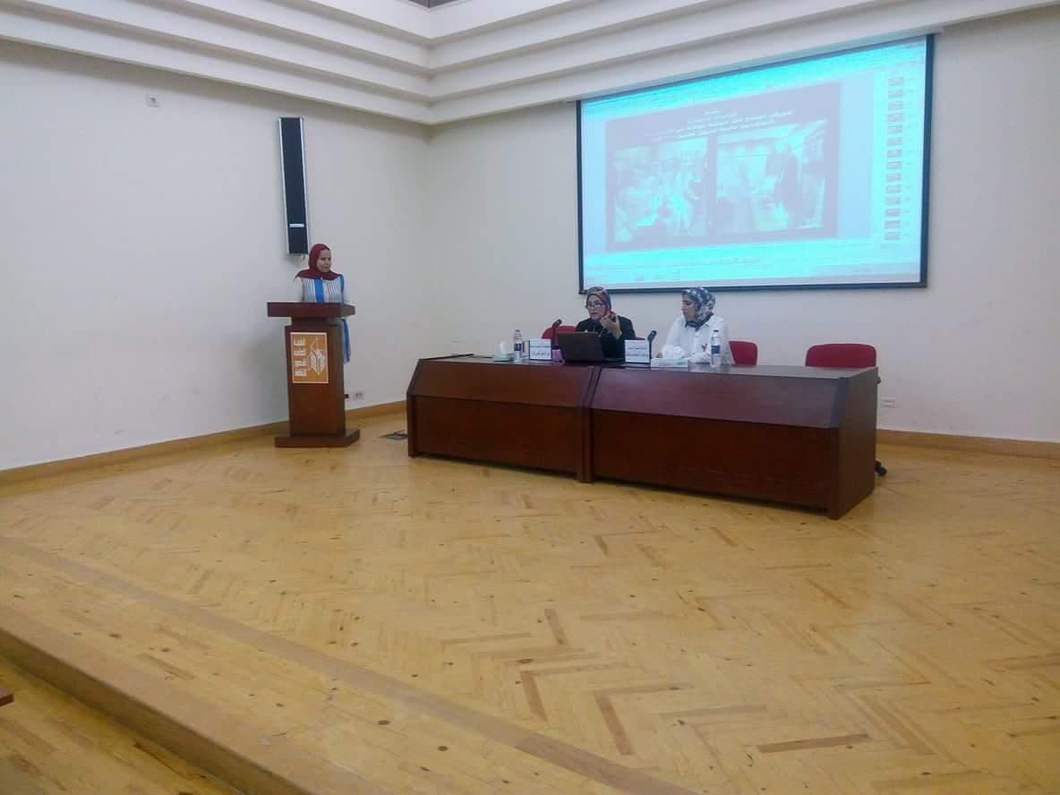 دور المرآة في المجتمع المدني بمركز الإبداع الفني بدمنهور (7)