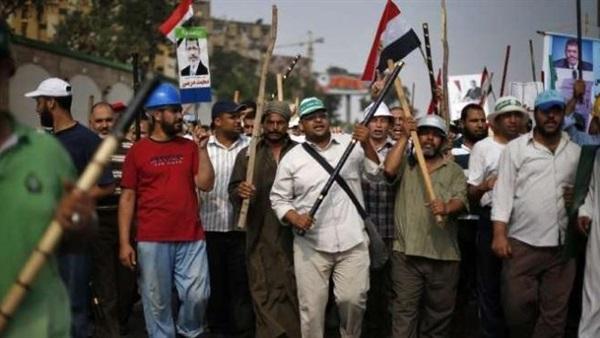 اعتصام رابعة المسلح (1)