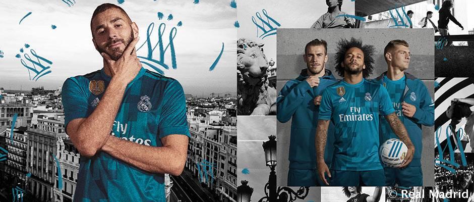 قميص ريال مدريد الثالث
