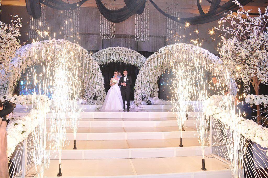 أجواء الزفاف