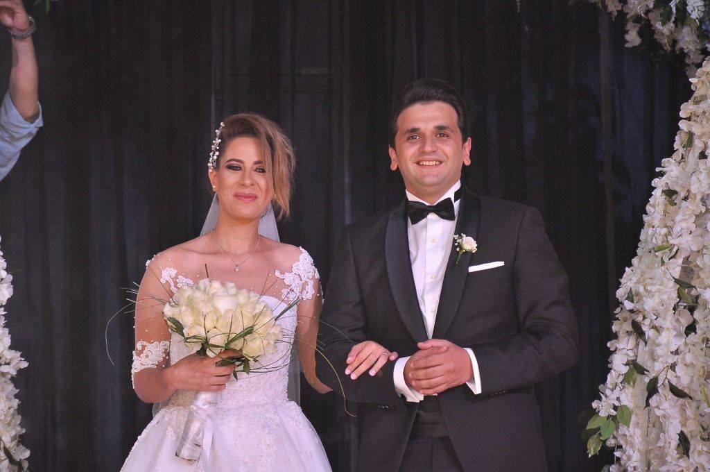 مصطفى خاطر من الزفاف