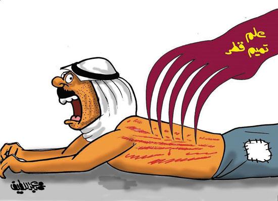 كاريكاتير-الرأي
