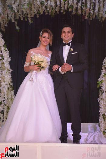 حفل زفاف مصطفى خاطر (4)