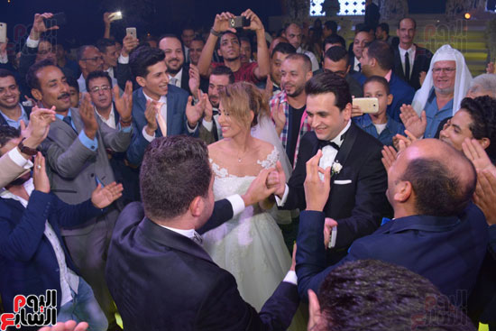 حفل زفاف مصطفى خاطر (12)